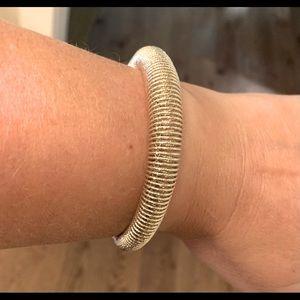 Silpada Silver Bracelet